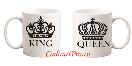 "Cani ""Queen - King"""