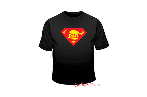 Tricou Super Dad