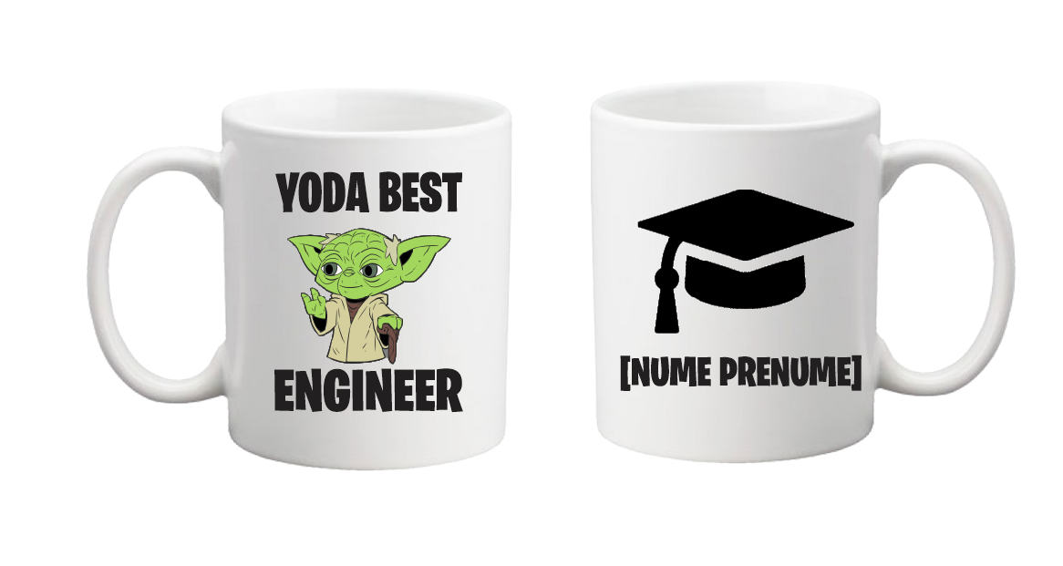 "Cana absolvire ""YODA the best!"""