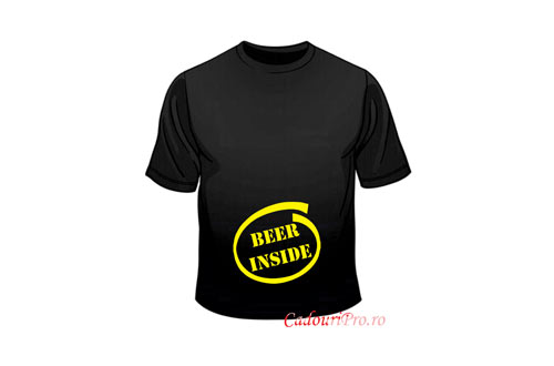 Tricou Beer inside